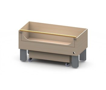 Hoog/laag bed(box) Reager - Design2