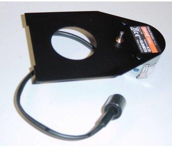 Wielmotor / Rotator voor vloeistofprojector