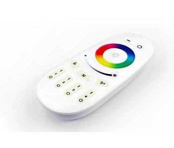 RF-Afstandsbediening tbv LED RGB-W lampen