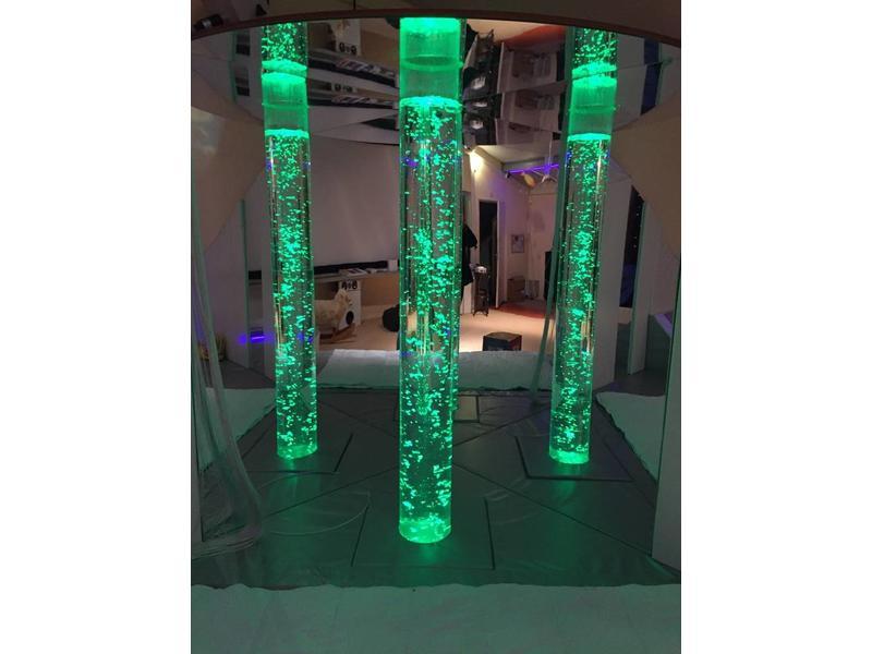Atelier Michel Koene Bubble Unit 15A    15 x 125cm