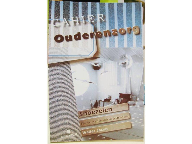 Boek Cahier Ouderenzorg