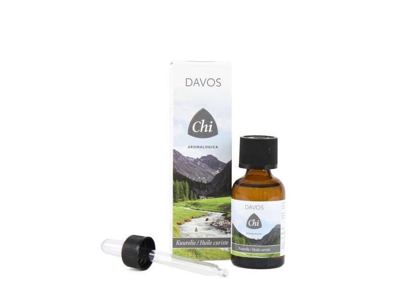 Chi Natural Life Chi Davos kuurolie - 10ml