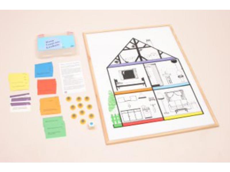 Edu Books & Training Huis Tuin en Keukenspel