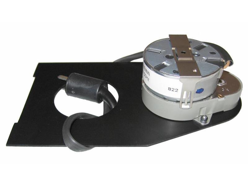 """OPTIkinetics Wielmotor / Rotator voor effectwiel groot 9"""""""