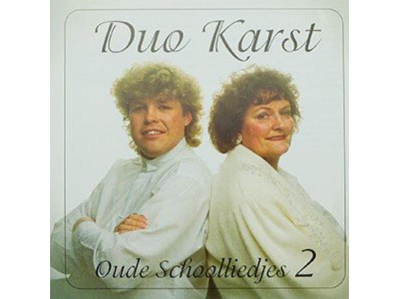 CD- Duo Karst - Oude Schoolliedjes 2