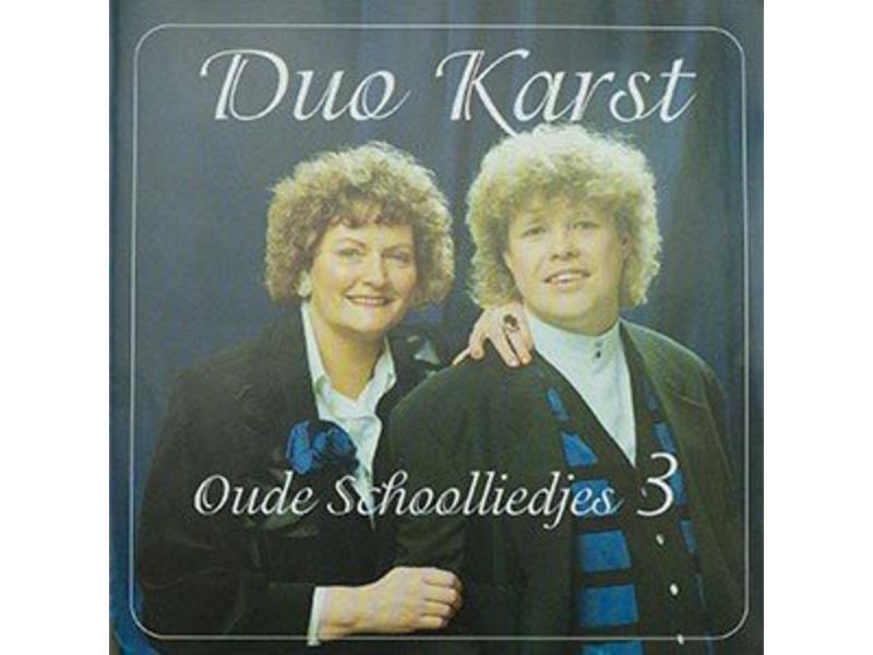 CD- Duo Karst - Oude Schoolliedjes 3