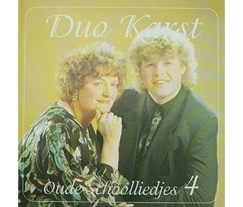 CD- Duo Karst - Oude Schoolliedjes 4