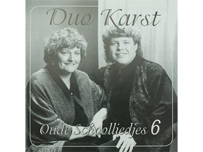 CD- Duo Karst - Oude Schoolliedjes 6