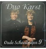 CD- Duo Karst - Oude Schoolliedjes 9