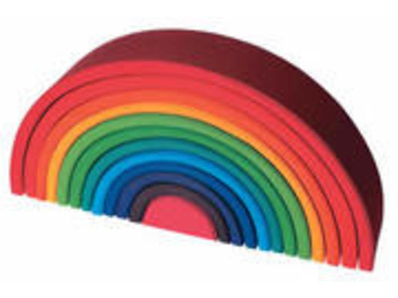Regenboog bogen