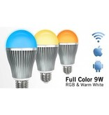 LED lamp RGB-W Full Color E27