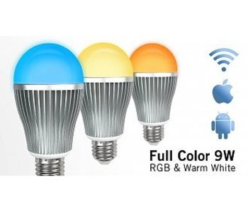 LED lamp RGB-W Full Color E27