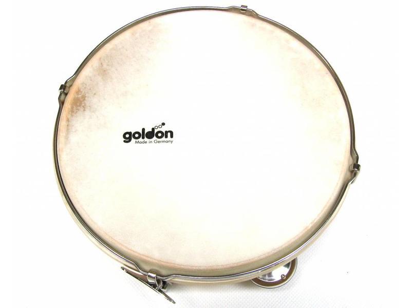 Goldon Goldon Raamdrum- met bellen 21cm