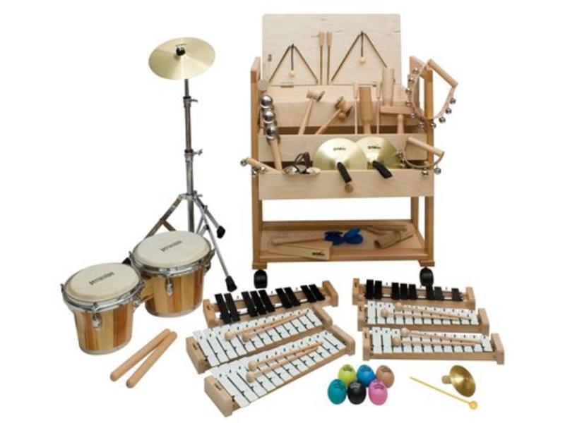 Goldon Muziekwagen 1 - bongo assortiment