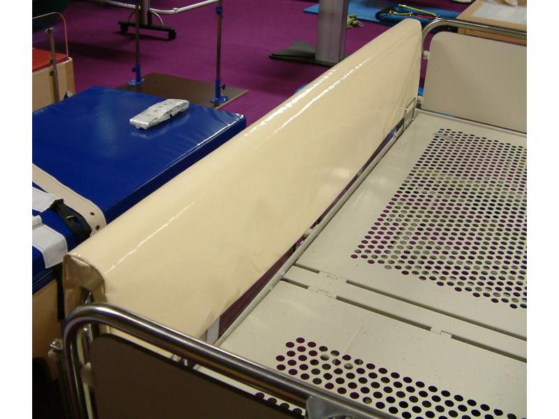 Atelier Michel Koene Bedhekzadel lang,Bisonyl 180/220 x 30/40cm