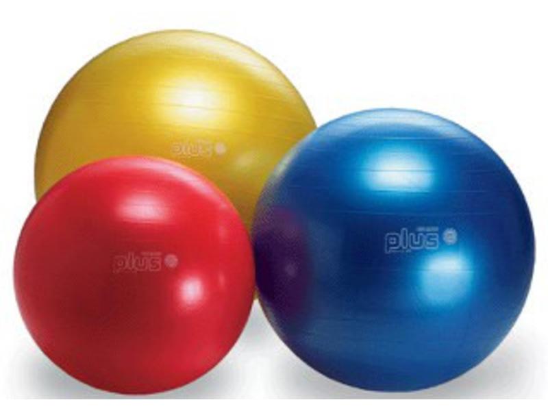 Gymnic Gymnic Plusball- zwart Ø75cm