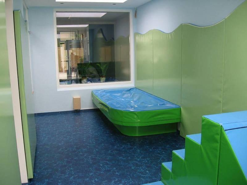 Atelier Michel Koene Waterbed Costa, Bisonyl 250 x 140cm