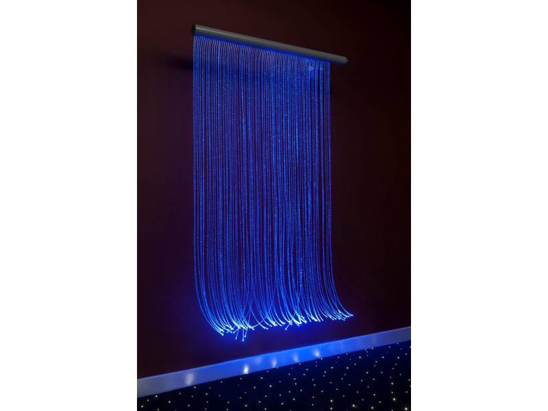Universal Fibre Optics Ltd. Vezelnevel waterval 120cm met inbgebouwde lichtbron