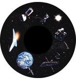 "OPTIkinetics 6"" effectwiel t.b.v. Aura Led, thema ruimte"