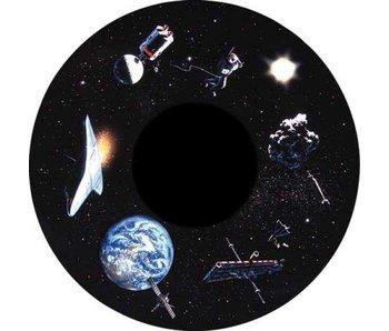 "Magnetisch effectwiel 6"" thema: 2001 (ruimte)"