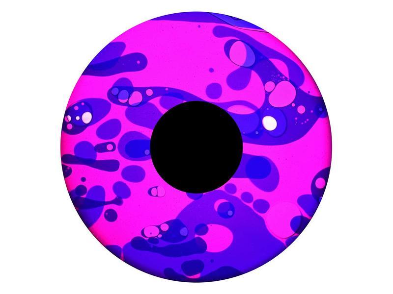 """OPTIkinetics 6"""" Effectwiel vloeistof voor Solar 100-250   roze/paars"""
