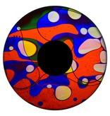 """OPTIkinetics 6"""" Effectwiel vloeistof voor Solar 100-250   rood/blauw/geel/wit"""