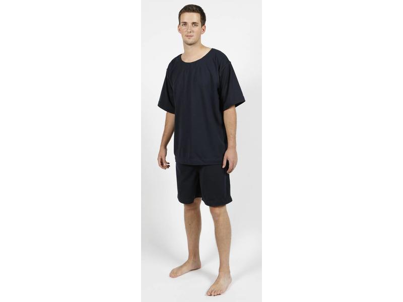 Care Comfort Care Comfort - Antischeur T-shirt korte mouwen & bermuda - Maat XL