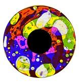 """OPTIkinetics Magnetisch 6"""" effectwiel vloeistof (Mystical Nights)"""