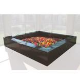 Atelier Michel Koene Ballenbad,rand 30cm breed, deelbaar, Bisonyl