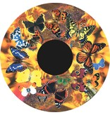 "OPTIkinetics Magnetisch 6"" Effectwiel thema: Butterflies"
