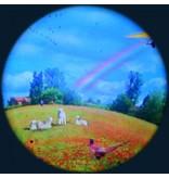 OPTIkinetics Effectwiel beeld groot Meadows    23cm