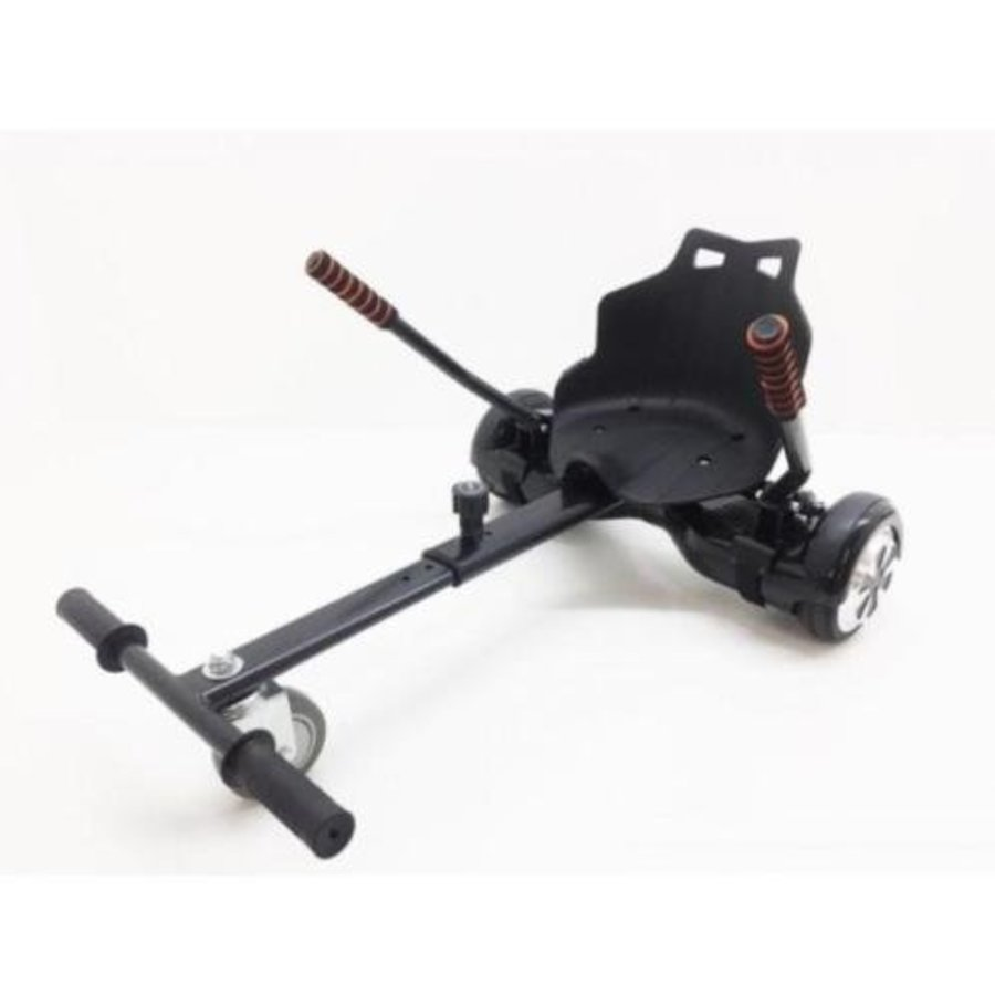 verander je hoverboard in een kart met de originele. Black Bedroom Furniture Sets. Home Design Ideas