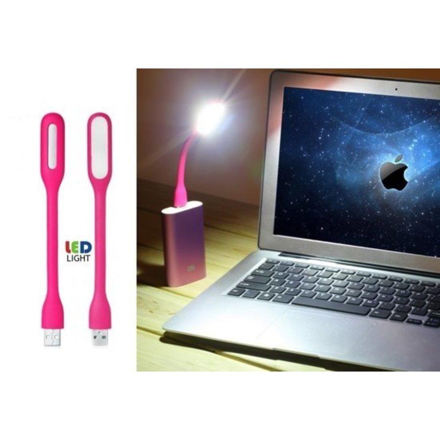 Flexibele USB LED Lamp - Verlichting / Leeslamp Voor PC / Computer ...