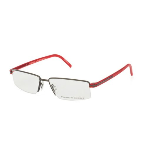 Porsche Design - P'8126 D Dark Grey/Red