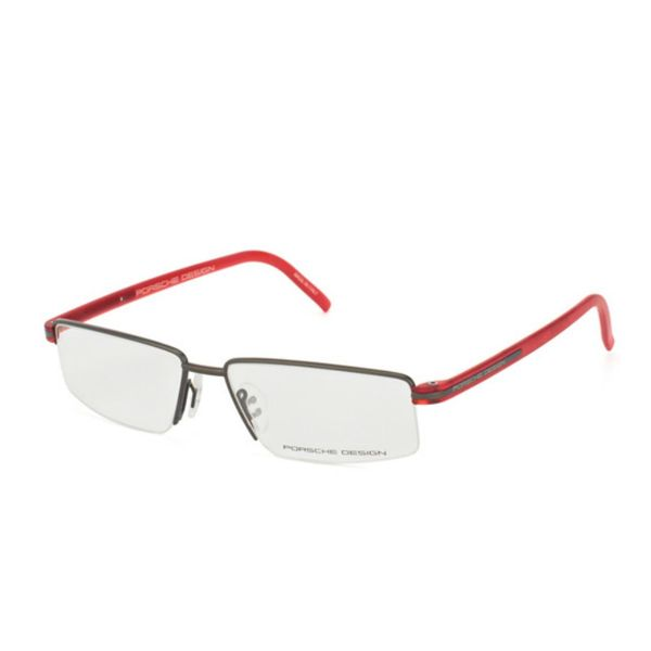 Porsche Design Porsche Design - P'8126 D Dark Grey/Red