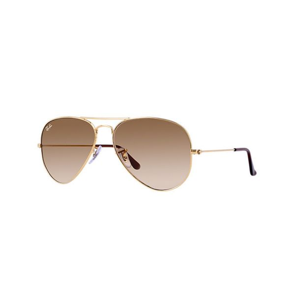 Ray-Ban Ray-Ban - RB 3025 001/51 AVIATOR GRADIENT Gold