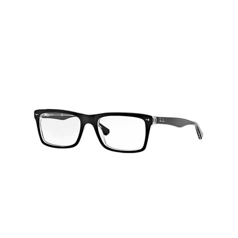Ray-Ban - RB 5287 2034 Black On Transparent