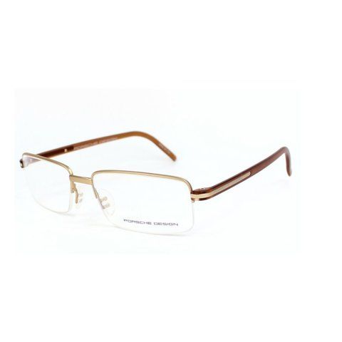 Porsche Design - P'8216 C Matt Gold/Matt Brown