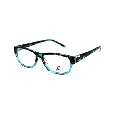Jette - 7318 C1 Dark Brown/Turquoise Komplettangebot