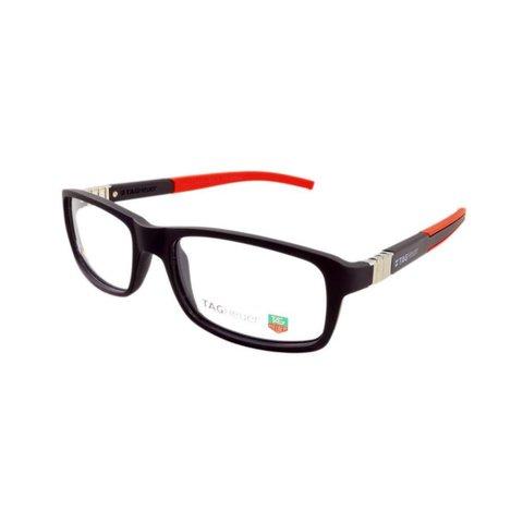 TAG Heuer - TH 9312 002 Black Matt/Red