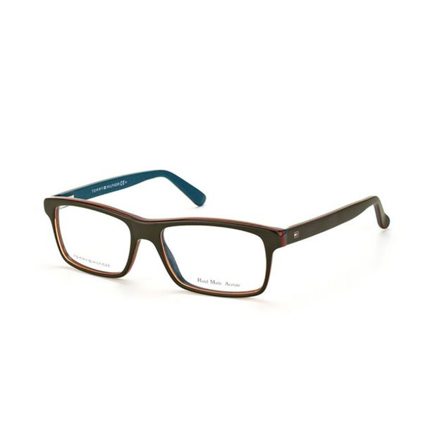 Tommy Hilfiger Tommy Hilfiger - TH 1328 9SF Dark Brown Petrol