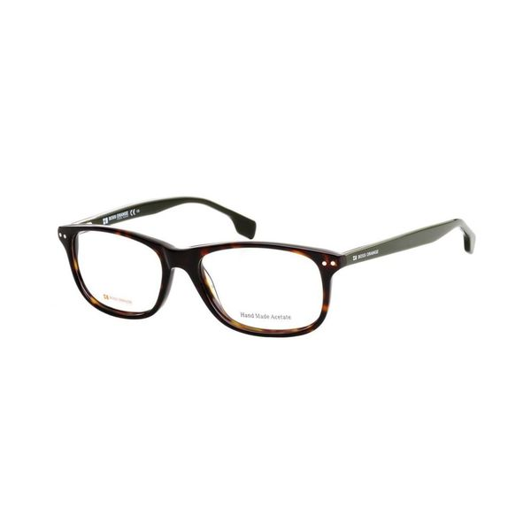 HUGO BOSS Boss Orange BO 0056 0GL Havana/Green