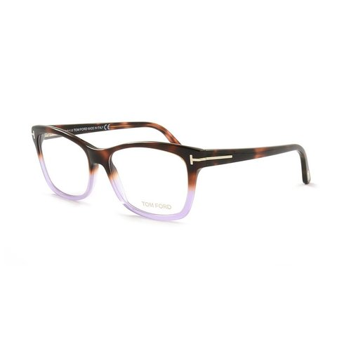 Tom Ford - FT5424 56A Havana Brown/Light Purple