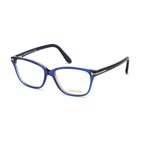 Tom Ford - FT5293 082 Transparent Blue/Violet
