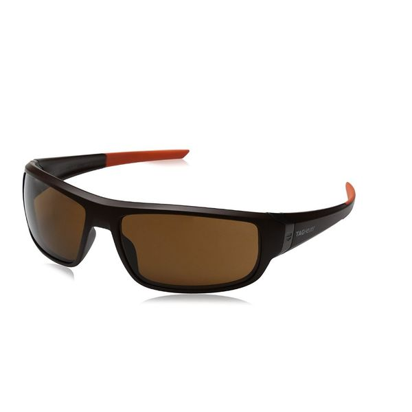 TAGHeuer TAGHeuer - TH 9221 202 Brown/Orange Polarized