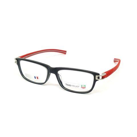 TAGHeuer - TH 3952 004 Black Matt/Red