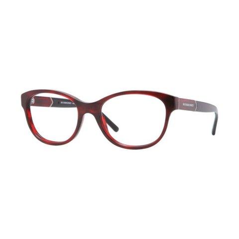 Burberry - BE 2151 3322 Dark Red/Black