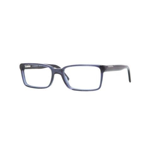 Burberry - BE 2086 3225 Transparent Blue-Black