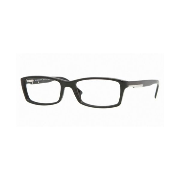 Burberry Burberry - BE 2077 3001 Black/Silver