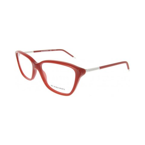 Burberry - BE 2170 3456 Red/Silver